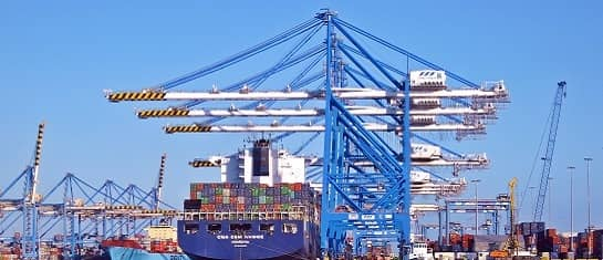 International Freight Forwarders - Import & Export